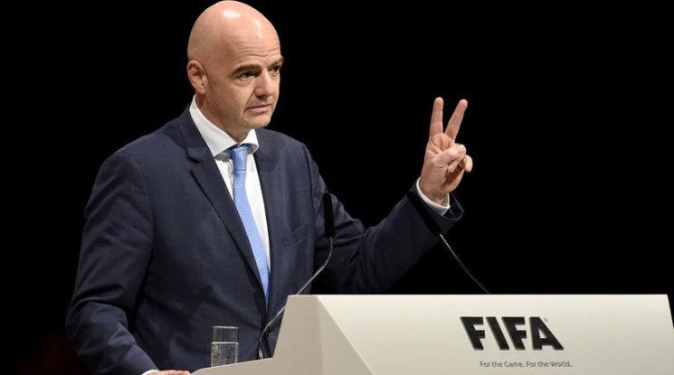 Президентът на ФИФА стана член на МОК