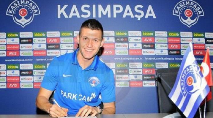 Национал ще играе във втора лига на Турция