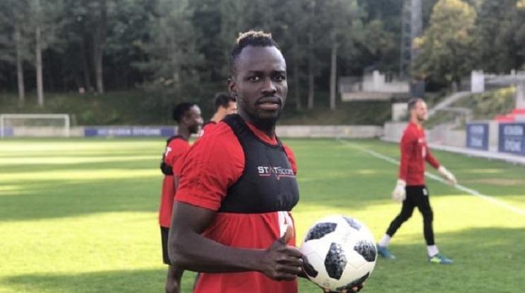 ЦСКА отказа 1 млн. евро за Али Соу