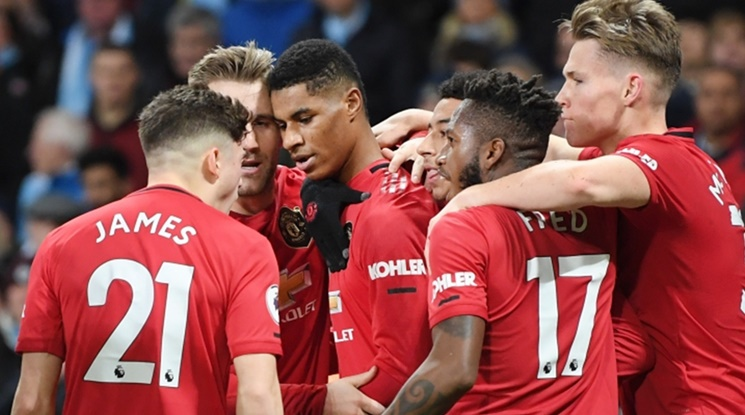 Юнайтед разби Норич, Рашфорд вкара два (видео)