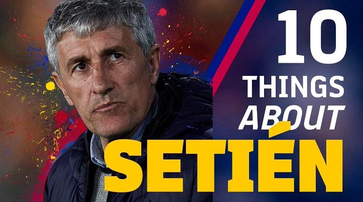 Кике Сетиен е новият треньор на Барселона
