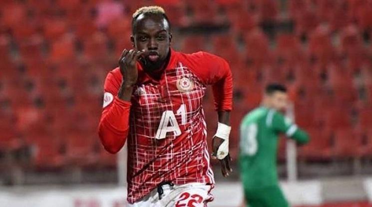 ЦСКА прибира 4 млн. евро за Али Соу