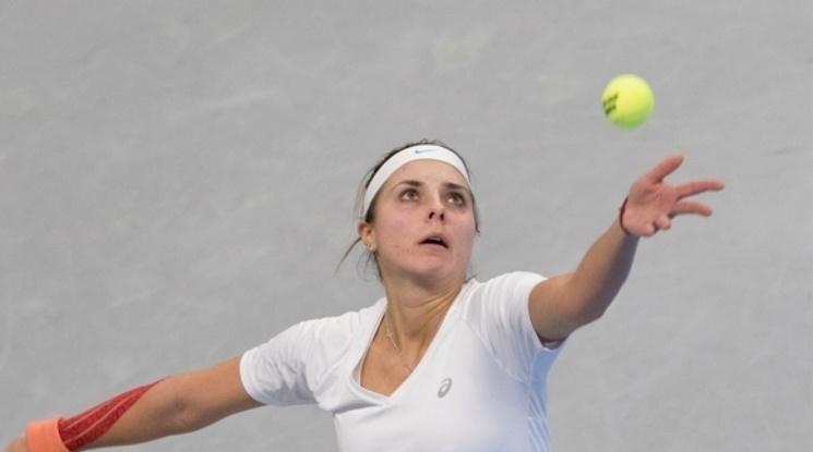 Виктория Томова започна с победа на Australian Open