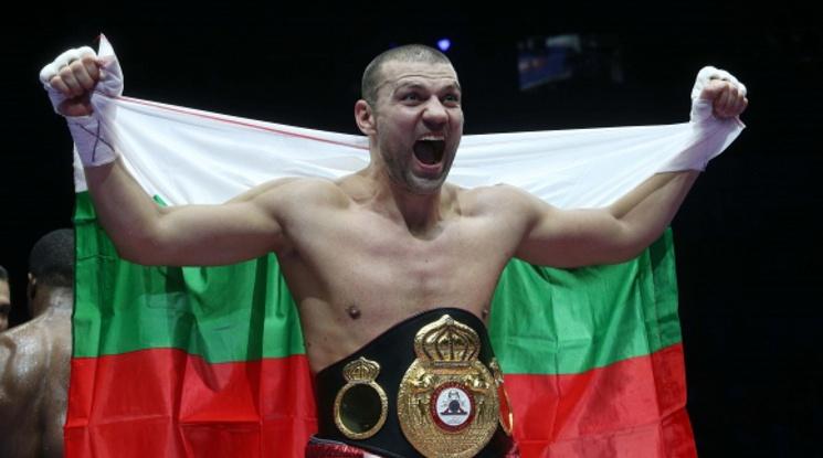 Тервел Пулев вече е в топ 10 на WBA