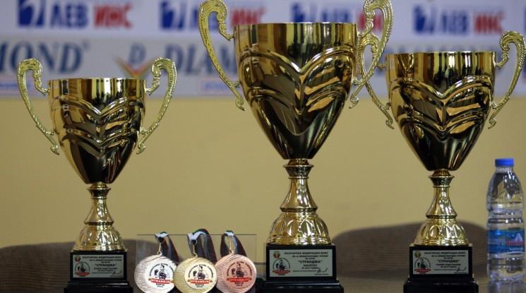 300 състезатели от 32 страни на Купа Странджа