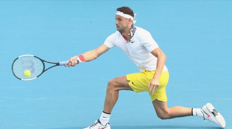 Вижте кога Григор започва на Australian Open