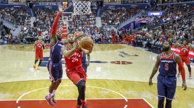 Торонто изравни рекорд за седма поредна победа над Вашингтон