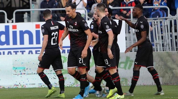 """Луд мач на """"Сан Сиро""""! Милан пречупи Удинезе с гол в последните секунди! (видео)"""