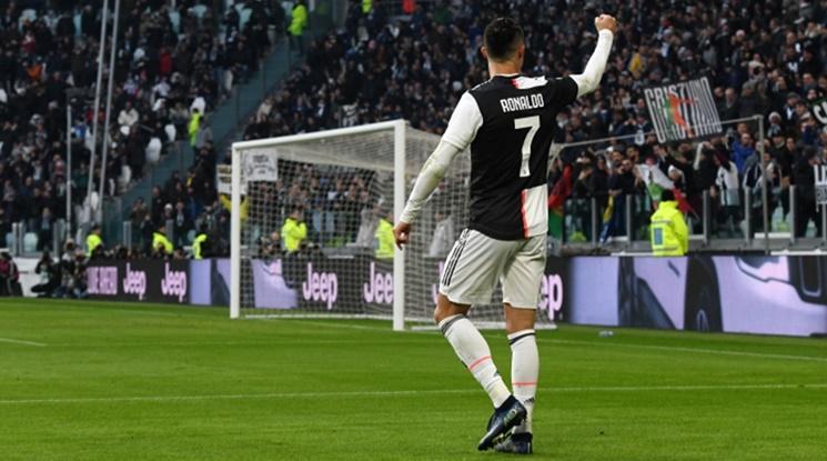 Юве дръпна с 4 точки на Интер, Кристиано с нови два гола (видео)