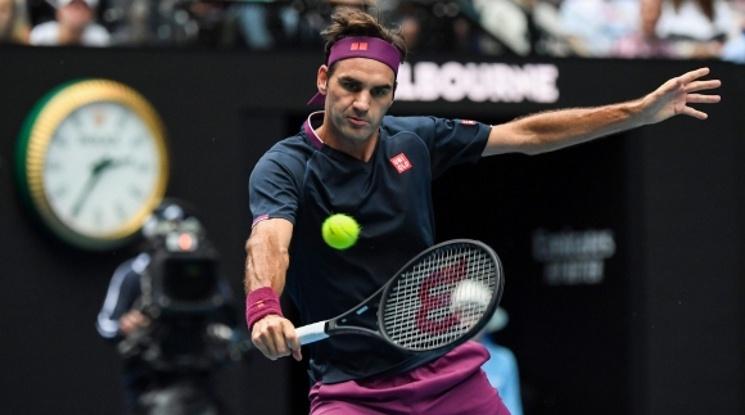 Федерер с експресна победа на старта в Мелбърн