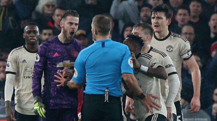 ФА повдигна обвинение на Манчестър Юнайтед