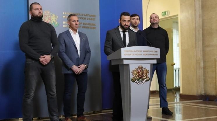 Феновете на Левски: След срещата с Борисов ще взимаме решения