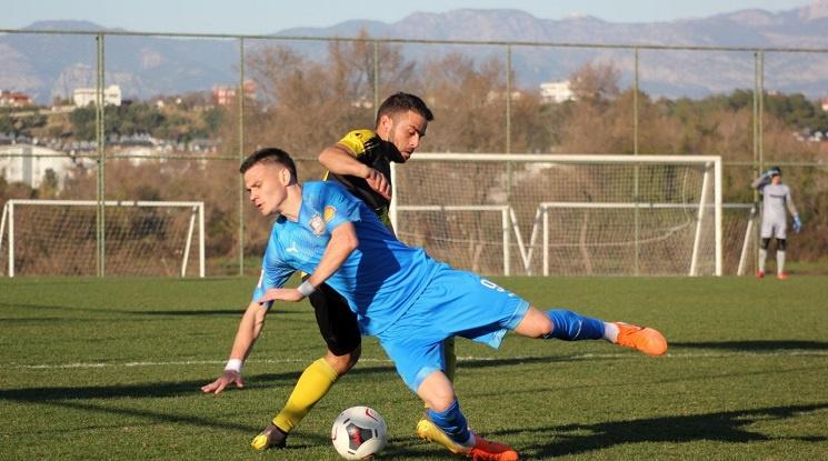 Ботев се наложи с 3:0 над руски тим в контрола