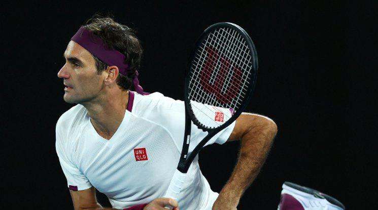 Федерер е на 1/4-финал с историческо постижение (видео)
