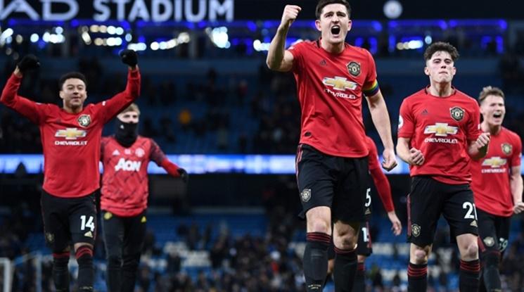 Юнайтед писа шестица на тим от Лига 1 (видео)