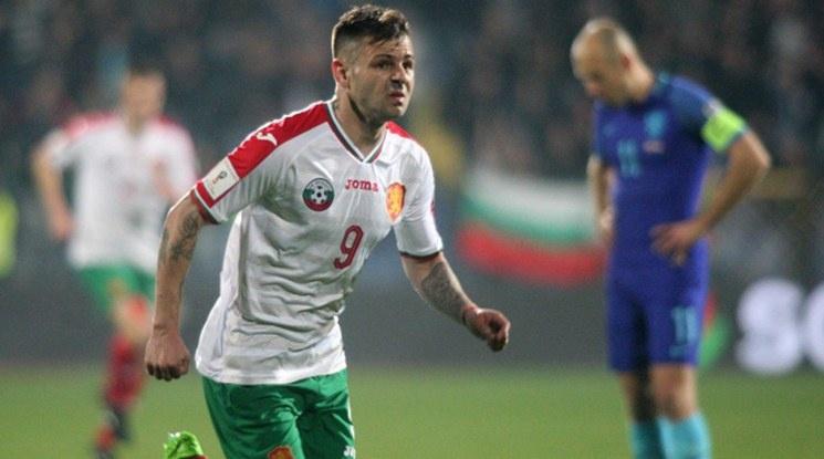 Спас Делев се завръща в националния отбор