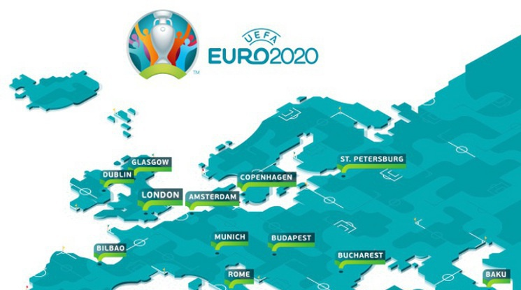 Рекорден награден фонд на Евро 2020