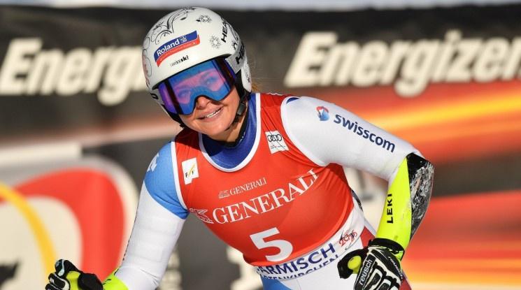 Зутер триумфира в Супер-Г в Гармиш за втора победа през 2020