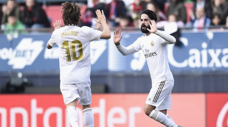 Пета поредна побеза за Реал Мадрид в Примера (видео)