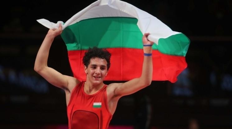 Едмонд Назарян стана европейски шампион!