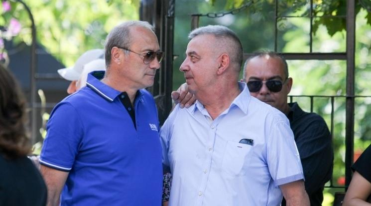 Емил Велев: Левски трябва да приеме офертата на Цветомир Найденов