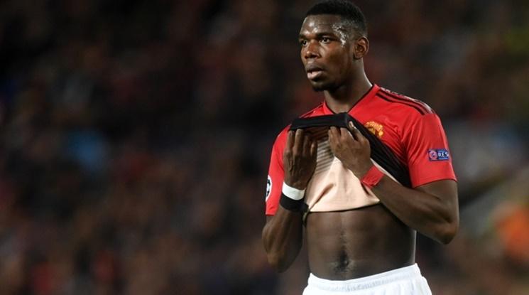 Ман Юнайтед иска да продаде Погба възможно най-скоро