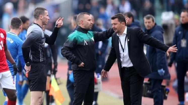Крушчич: Играхме добре, но нямахме късмет