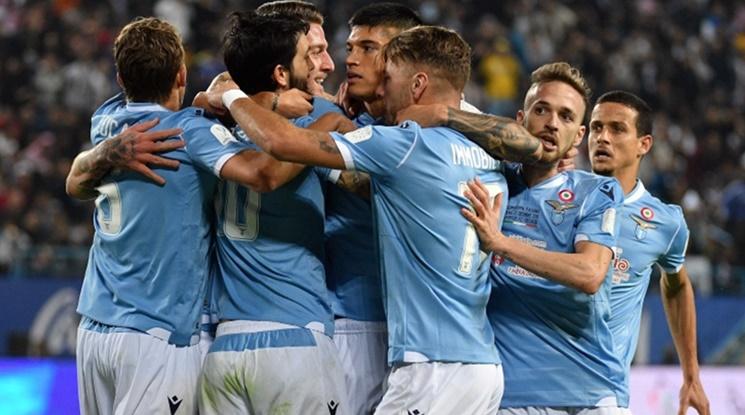 Лацио с епичен обрат срещу Интер, борбата за Скудетото се заплита (видео)