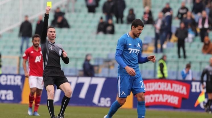 Георги Кабаков получи наряд за Лига Европа