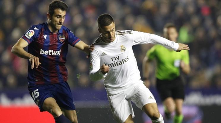 Неприятност за Реал - Азар аут до края на сезона