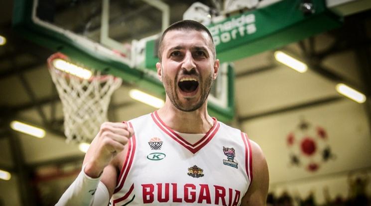 България извоюва победата срещу Латвия след две продължения (видео)