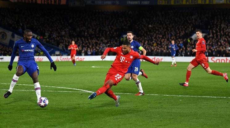 "Байерн сгази Челси на ""Стамфорд бридж"" (видео)"