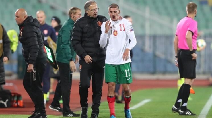 Възстановяването на Десподов върви по план