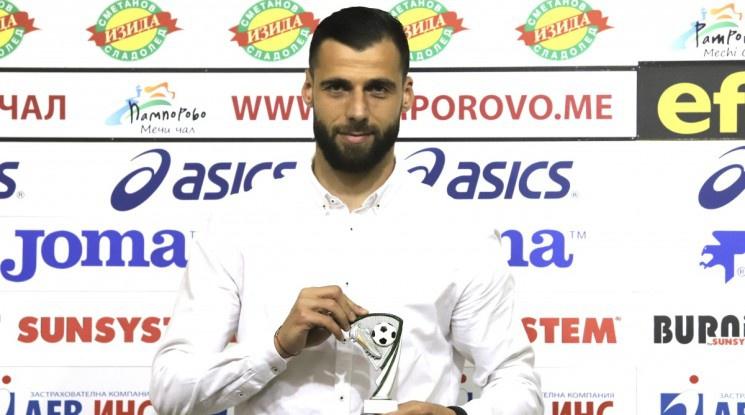 Ивайло Димитров: Играем без напрежение и играта ни се получава
