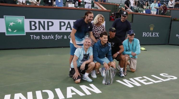 Отмениха тенис турнира в Индиън Уелс заради коронавируса