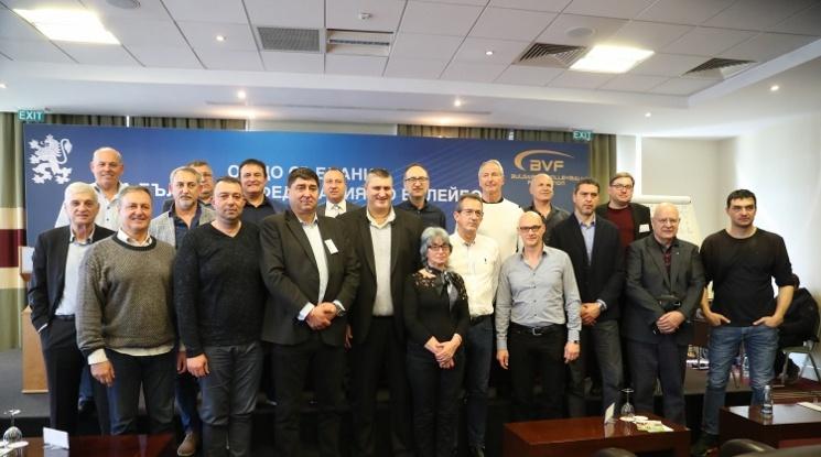 Любо Ганев е новият президент на БФВ
