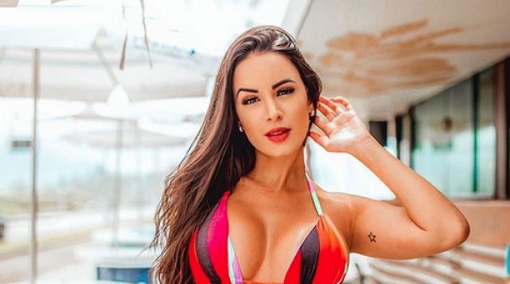 Наталия Феликс избяга в Бразилия