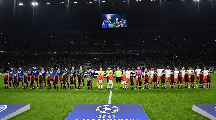 Мач от Шампионската лига е виновен за епидемията в Италия