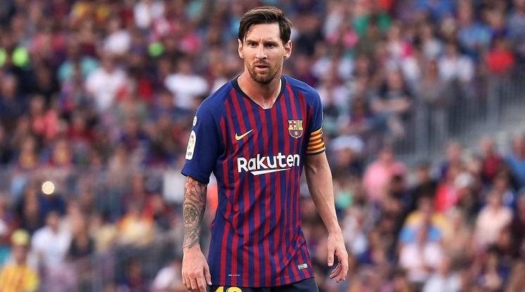 Меси остава най-скъпоплатеният футболист в света