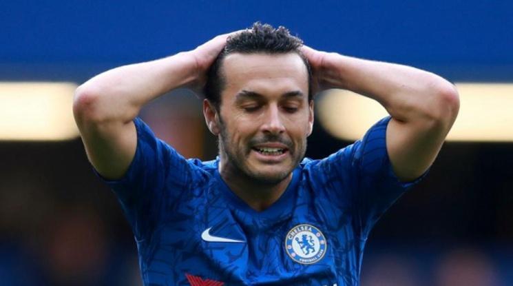 Педро: Ще си тръгна от Челси