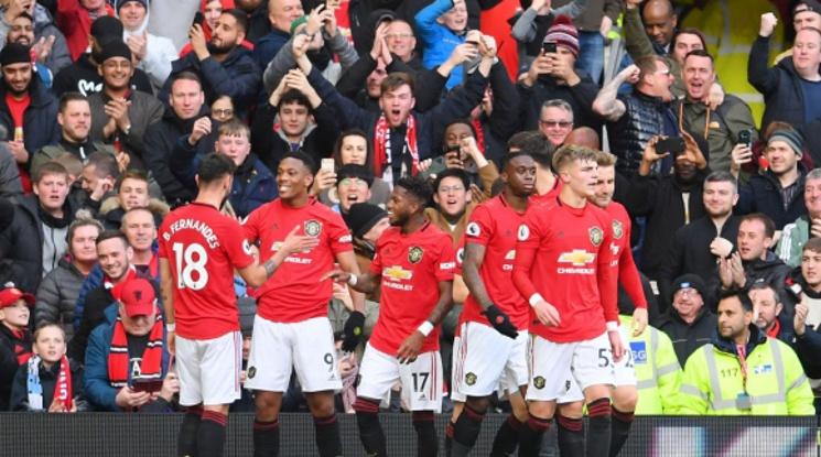 Юнайтед с официална позиция за бъдещето на сезона
