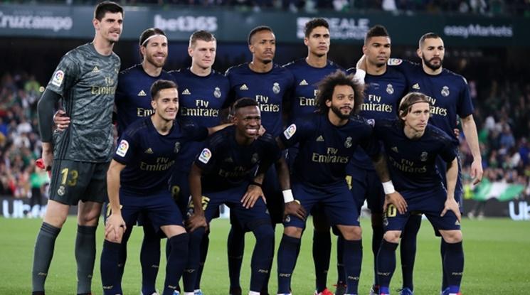 AS: Реал се разделя с 12 футболисти през лятото