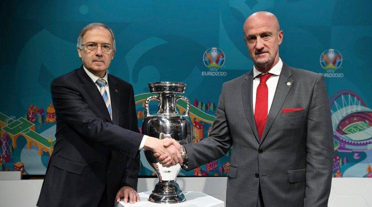 Баражът между България и Унгария с нова дата