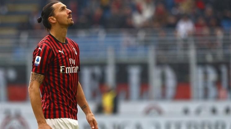 Гадзета Дело Спорт: Ибра се разделя с Милан