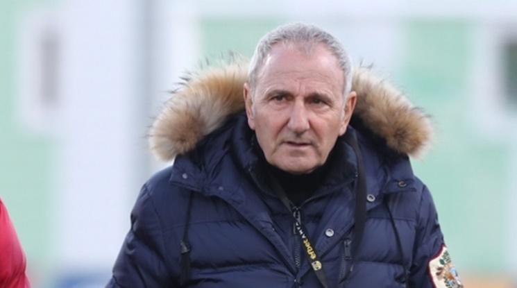 Официално: Никола Спасов вече не е треньор на Царско село