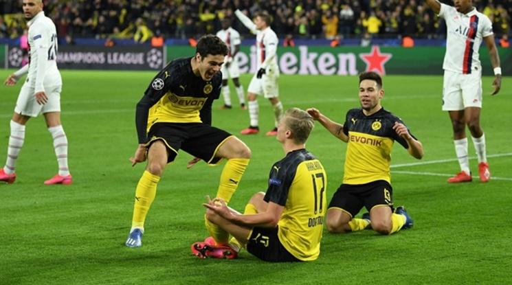 Дортмунд губи Холанд през лятото, два клуба се надцакват за голаджията