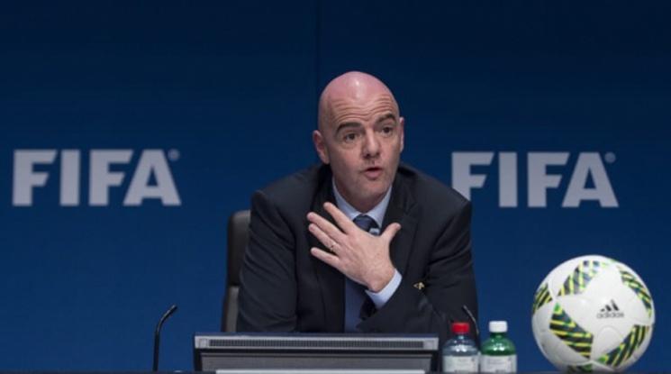 Инфантино: Футболът ще се завърне, но ще е много различен