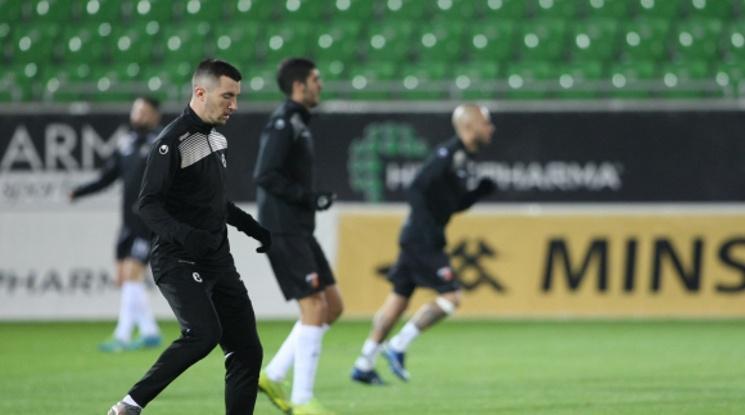 От РЗИ ще следят дали от Локо Пловдив продължават да тренират