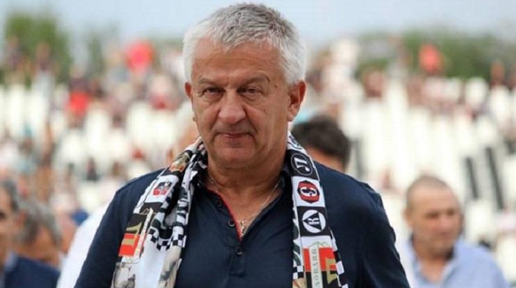 Крушарски: Скоро ще пращаме играчи на 4-ти километър