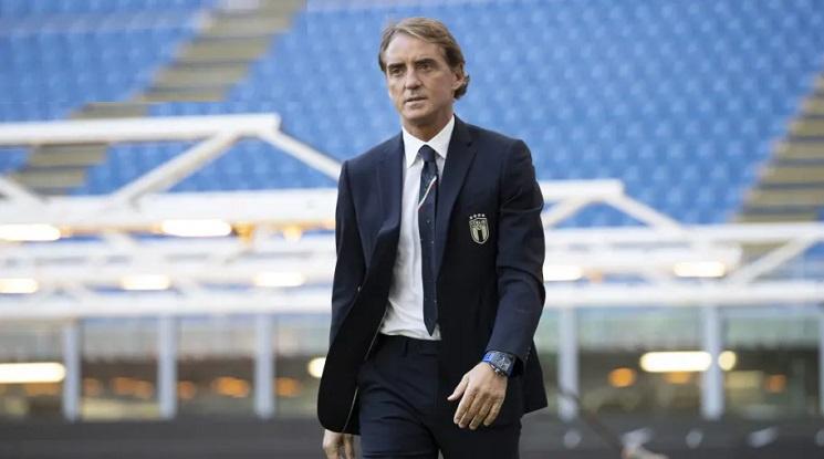 Манчини: Отлагането на Евро 2020 може да направи Италия шампион